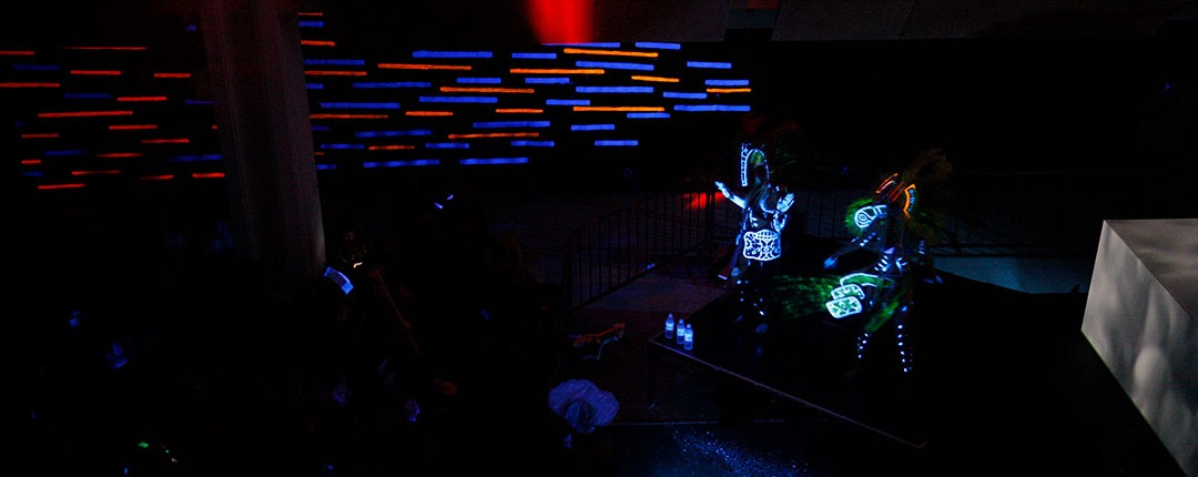 Wildfire Lighting Black Light Products for Theater Production