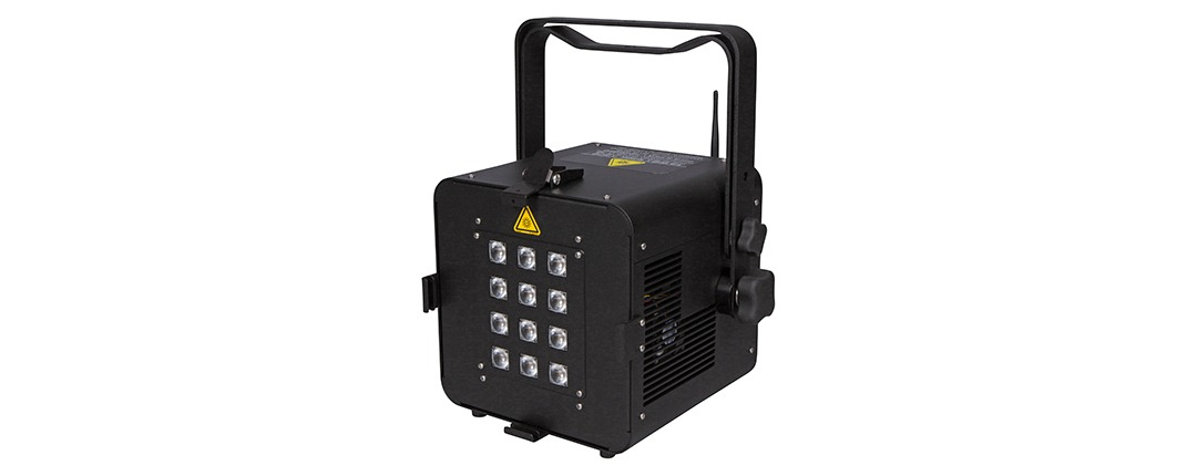 VioStorm® LED Series VS-120 Side