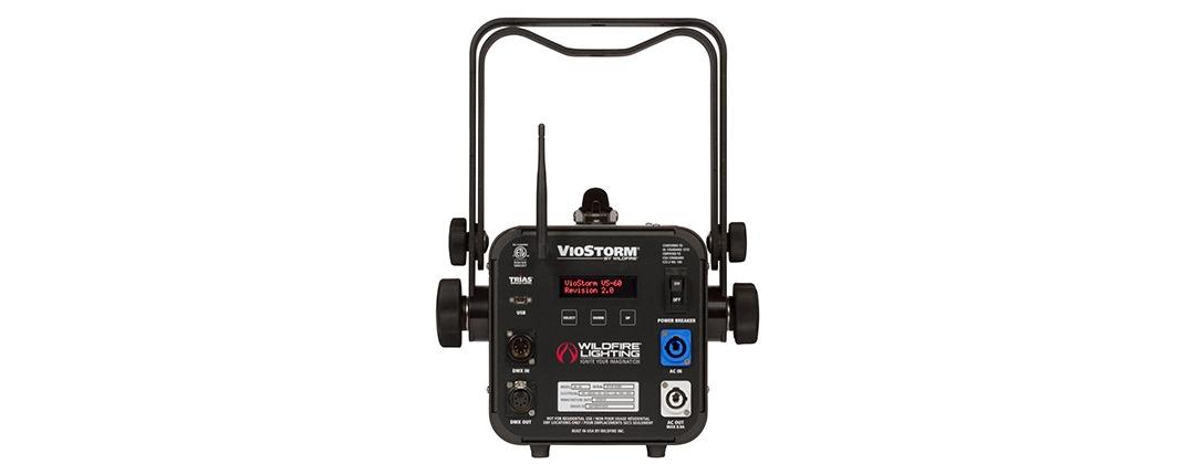 VioStorm® LED Series VS-60 Back