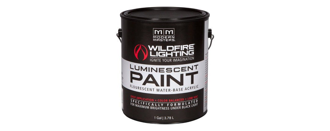 Visible Luminescent Paints Gallon