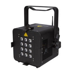 Wildfire Lighting VioStorm UV LED Rental