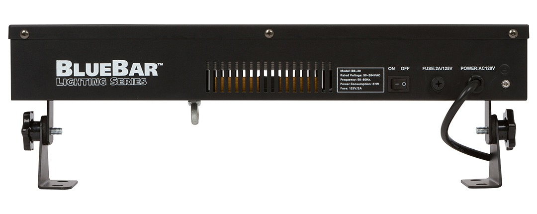 BlueBar® LED Series BB-30 Side View