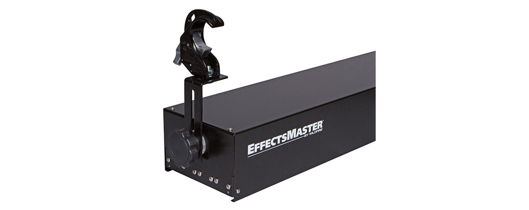 Effects Master® VHO Series Optional Truss Clamp