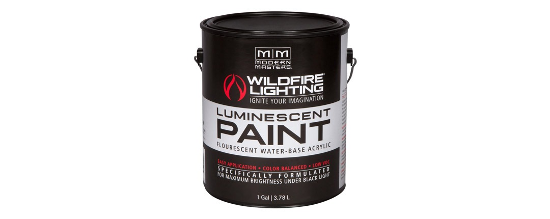 Invisible Luminescent Paints Gallon