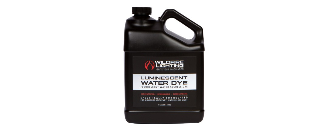 Luminescent Water Dye Gallon