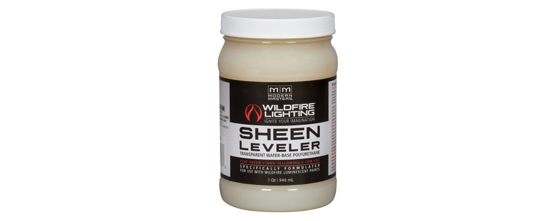 Sheen Leveler Clear - Quart
