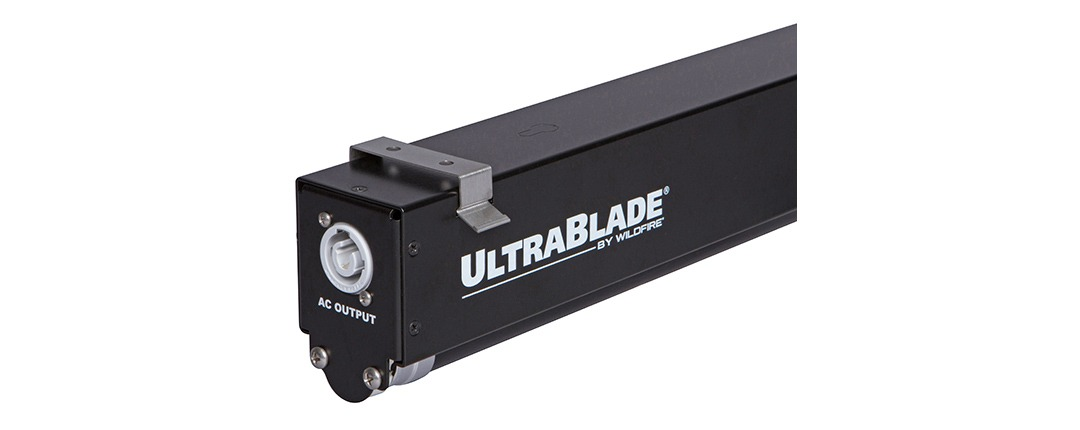 UltraBlade® LED Series Included Spring Mounting Clips UB-21 & UB-41