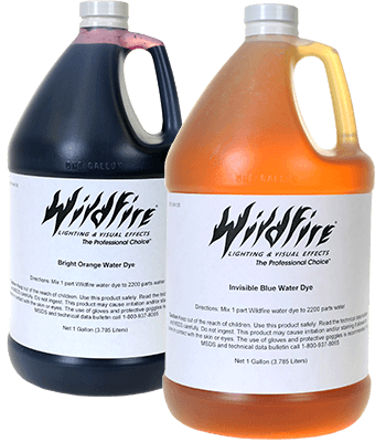 Wildfire Lighting Fluorescent Water Dye