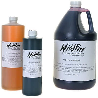 Wildfire Luminescent Water Dye