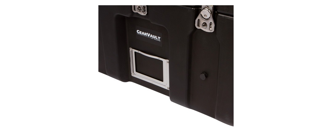 GearVault™ Cases Air Pressure Valve
