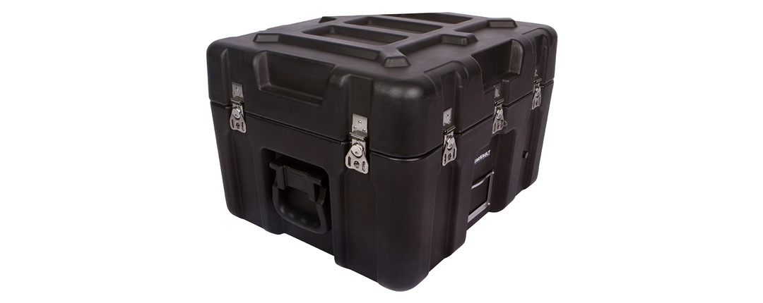 GearVault™ Cases Spring Loaded Handles